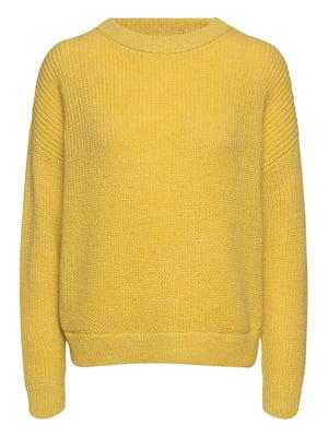 Джемпер жовтий   5530042