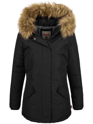 Куртка чорна | 5563369