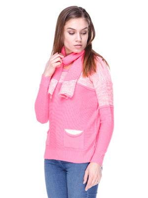 Джемпер рожевий | 5563508