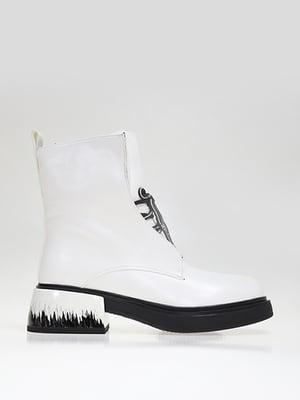 Ботинки белые | 5563583
