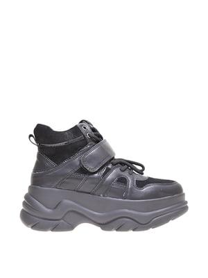 Кросівки чорні   5563612