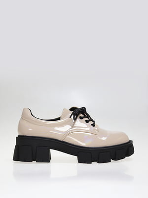 Туфлі бежеві   5563635