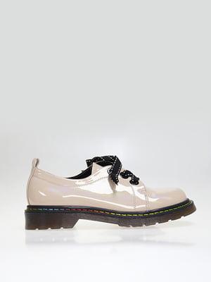 Туфлі бежеві | 5563637