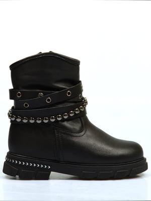 Черевики чорні | 5563658
