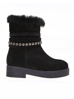 Ботинки черные | 5563666