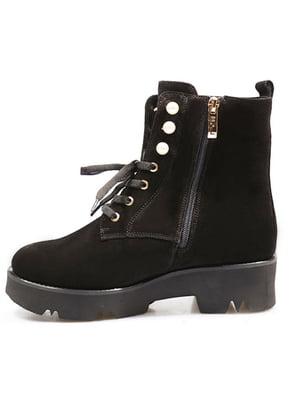 Ботинки черные   5563718