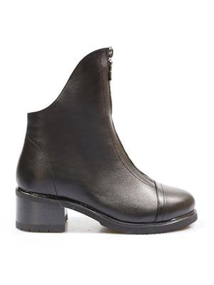 Ботинки черные   5563721