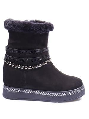 Ботинки черные   5563722