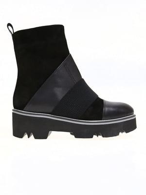Ботинки черные   5563724