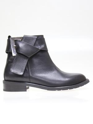 Ботинки черные | 5563728