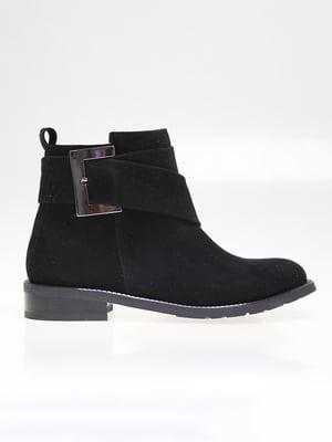 Ботинки черные   5563729