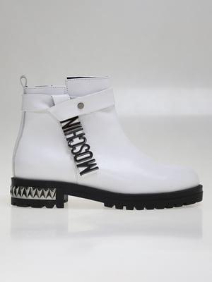 Ботинки белые | 5563738