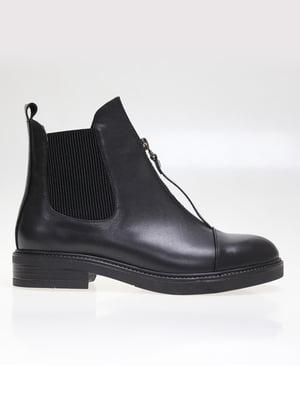 Ботинки черные   5563740