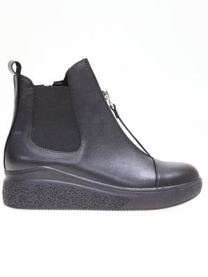 Ботинки черные | 5563744