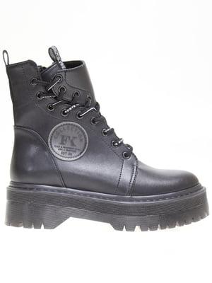 Ботинки черные   5563748