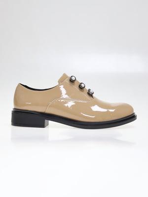 Туфлі бежеві | 5563767