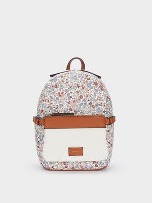 Рюкзак с цветочным принтом | 5562709