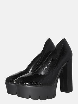 Туфлі чорні   5550761