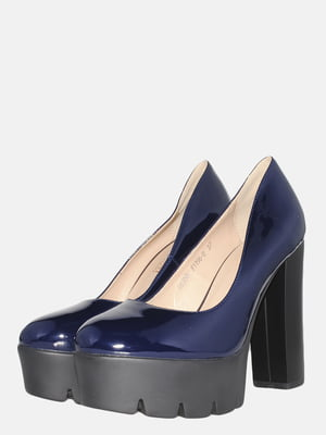 Туфли синие | 5550762