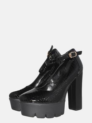 Туфли черные   5550770