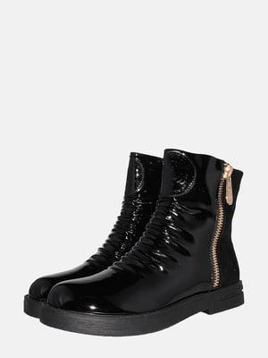Ботинки черные | 5550936