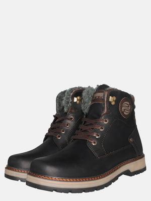 Ботинки черные | 5552774