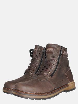 Ботинки коричневые | 5552776