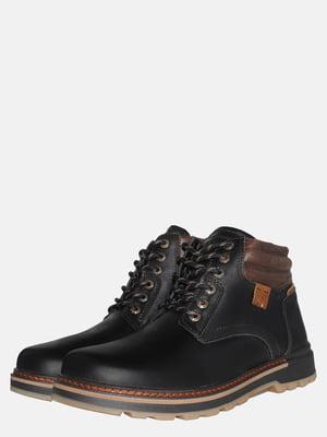 Ботинки черные | 5552784