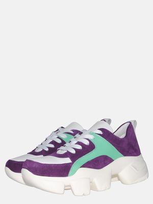 Кроссовки сиреневые | 5552790