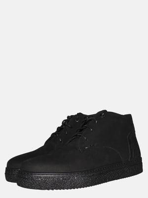 Ботинки черные | 5553329