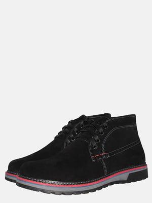 Черевики чорні | 5553336
