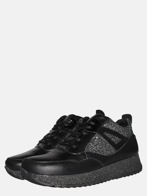 Кроссовки черные | 5553413