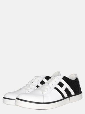 Кеды черно-белые | 5553415
