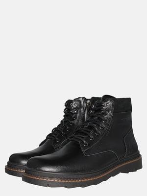 Ботинки черные   5553425
