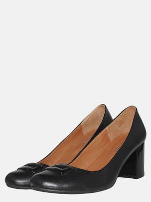 Туфли черные   5554968