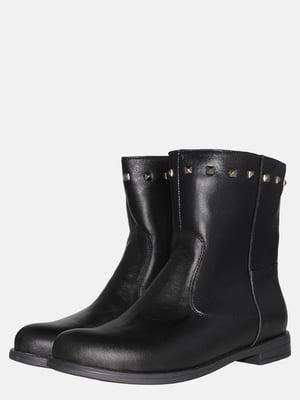 Ботинки черные | 5561160