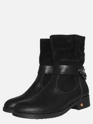 Ботинки черные | 5561172