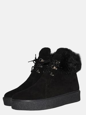 Ботинки черные | 5561196