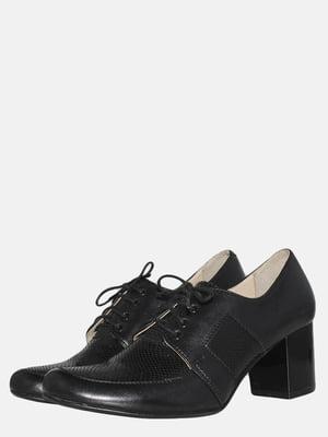 Туфлі чорні | 5553492