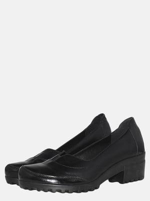 Туфлі чорні | 5553498