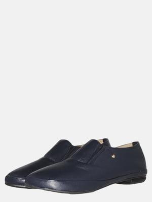 Туфлі сині | 5561291