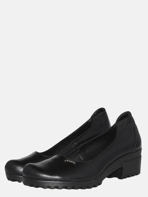Туфли черные | 5561300