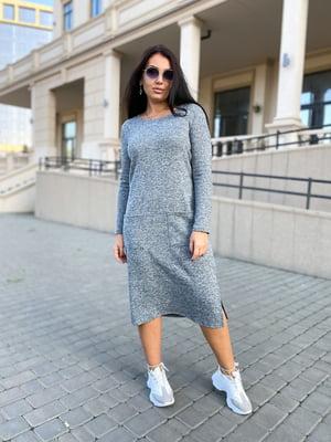 Сукня сіра   5564525