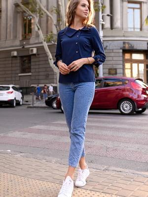 Блуза синя | 5564940