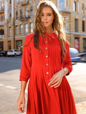 Сукня червона | 5564943