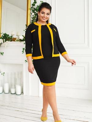 Костюм: платье и жакет | 5564959
