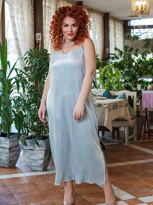 Сукня блакитна | 5564305