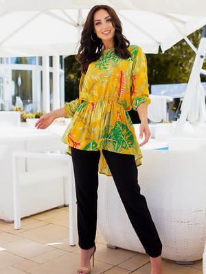 Комплект: блуза и брюки | 5564429