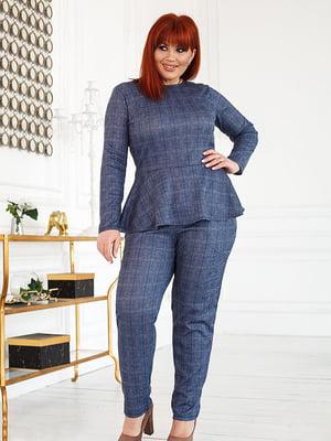 Костюм: блуза и брюки | 5564432