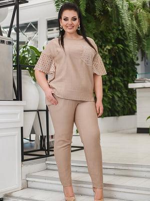 Костюм: блуза і штани   5564445